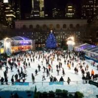 Découvrez les plus beaux endroits de New York pour faire du patin à glace