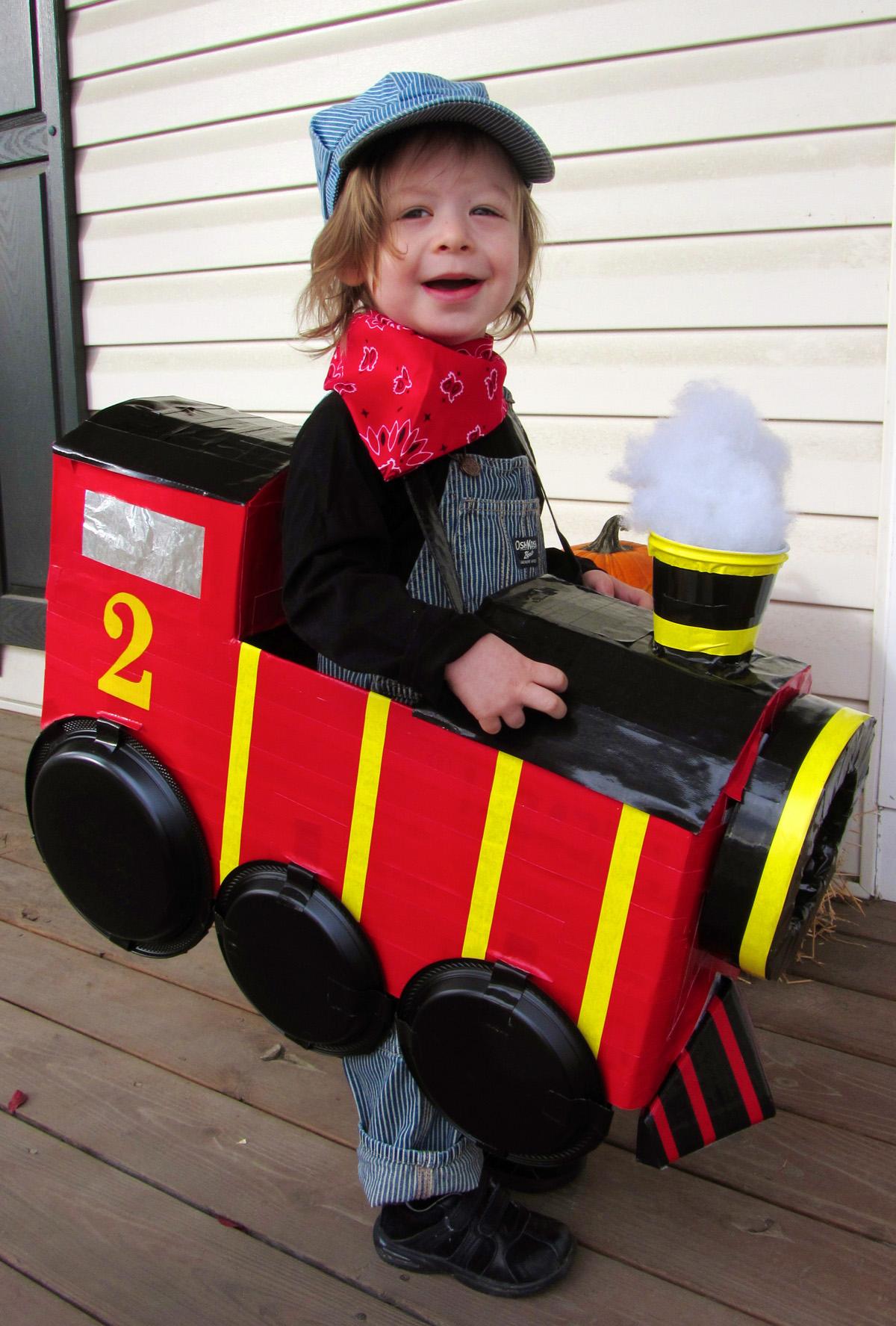 Happy Halloween From My Little Engineer