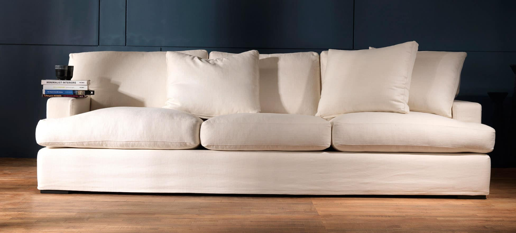 Canap Tissu Luxe