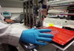 peau artificielle impression 3D