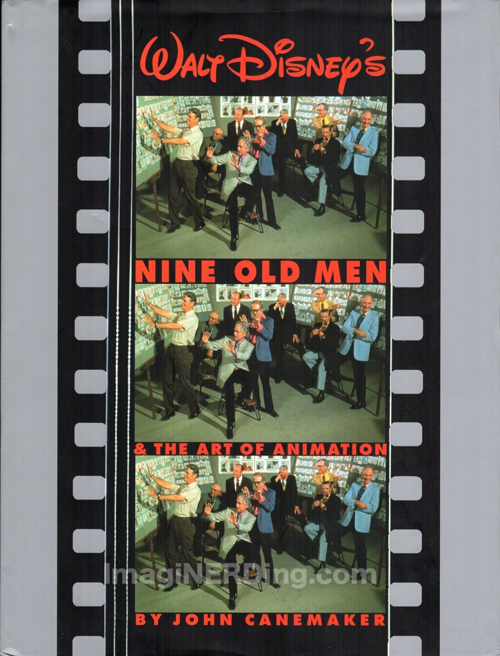 walt disney s nine old men Can you name the core animators at walt disney productions known as disney's nine old men.
