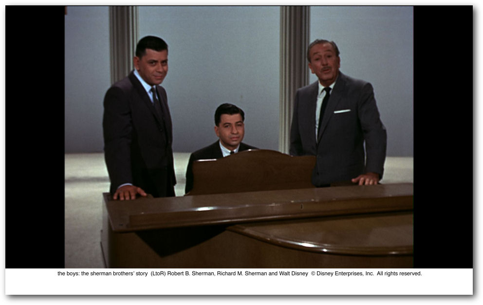 10417804068 DVD Review: The Boys: The Sherman Brothers' Story - ImagiNERDing