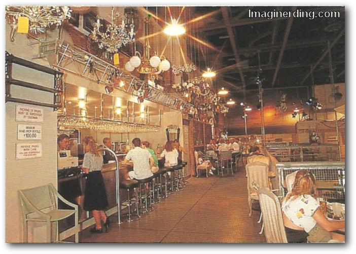 Disney-MGM Studios Dining 1991 Style