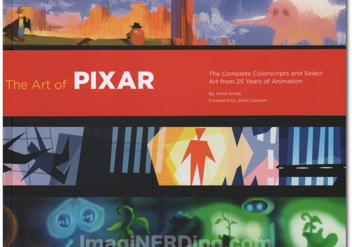 Art of Pixar, a Book Review