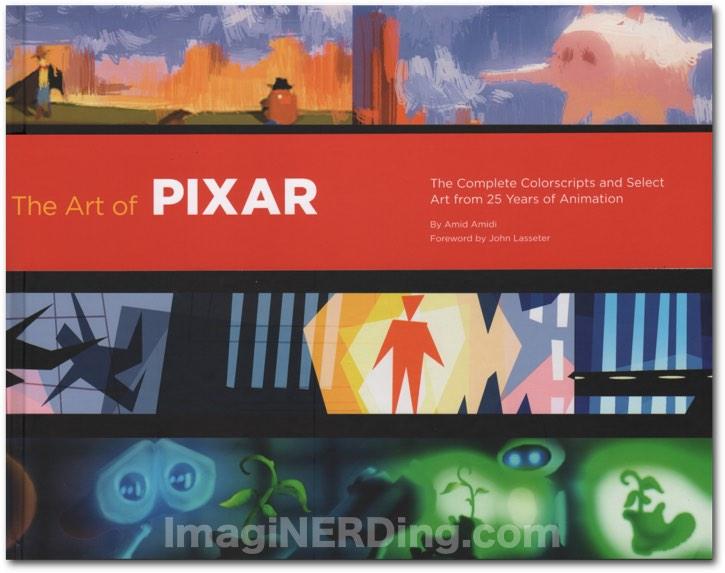 art of pixar