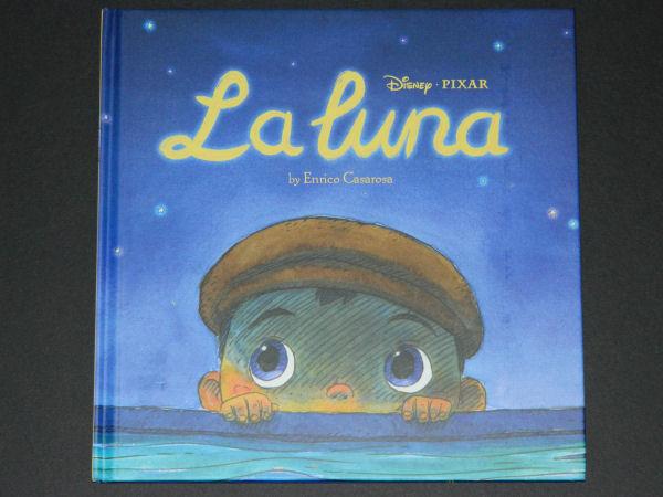 La Luna by Enrico Casarosa, a Book Review