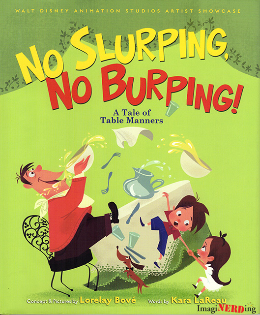 No Slupring No Burping Book