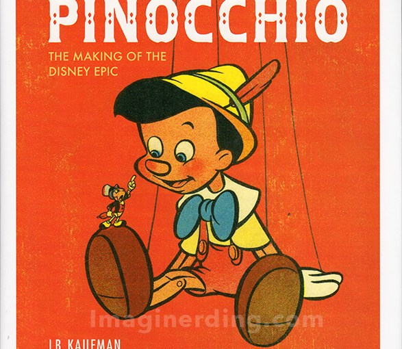 Jeff and George Review Pinocchio by JB Kaufman