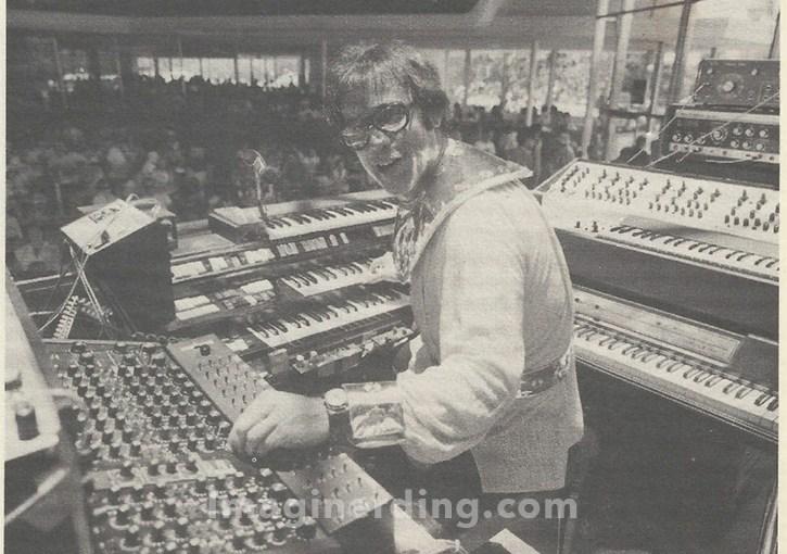 Michael Iseberg and the Iseberg Machine