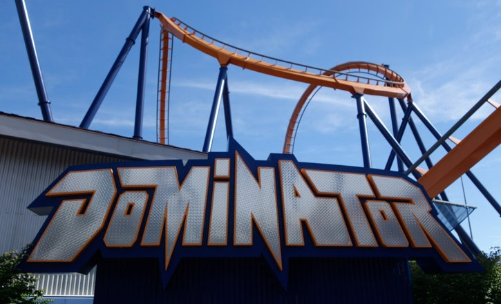 Oct 28, · Fayetteville, North Carolina. via mobile Read all 1, reviews. All photos () Full view. Certificate of Excellence. This review is for the Intimidator only! I recommend you make Intimidator your first stop at Kings Dominion Park. It's located 4/4(K).