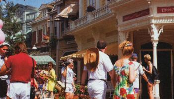 center street at the magic kingdom