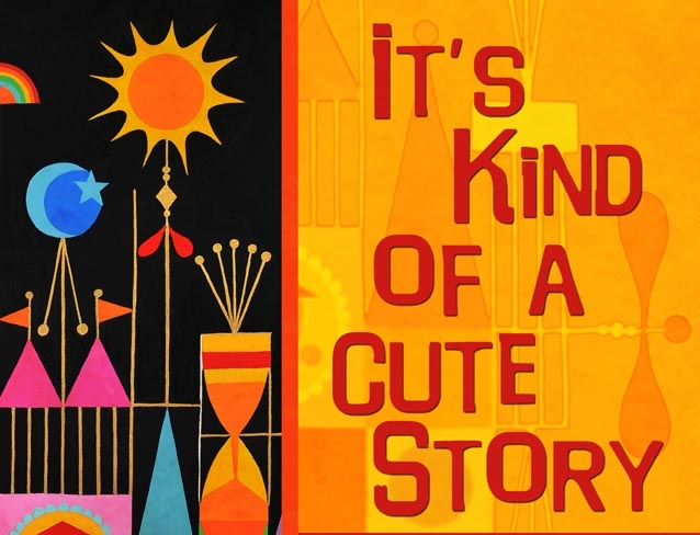 It's Kind of a Cute Story by Rolly Crump, a Review