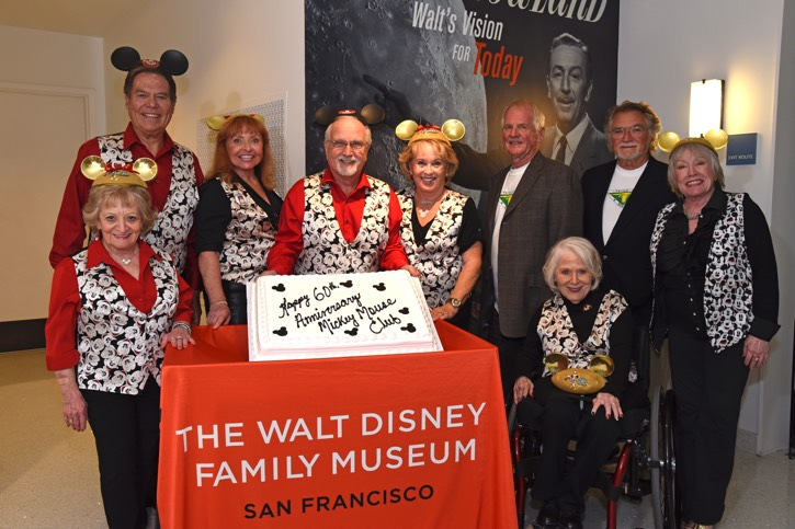 60th Anniversary of the Mickey Mouse Club
