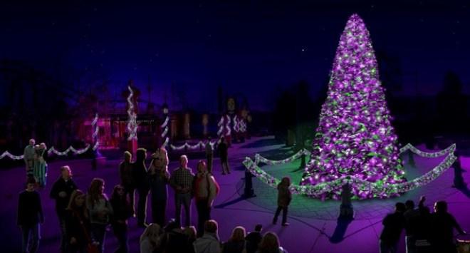 Holiday City Tree