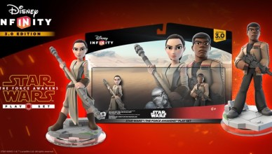Disney Infinity Star Wars Force Awakens playset