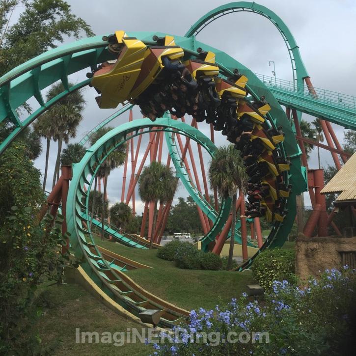busch gardens tampa roller coasters