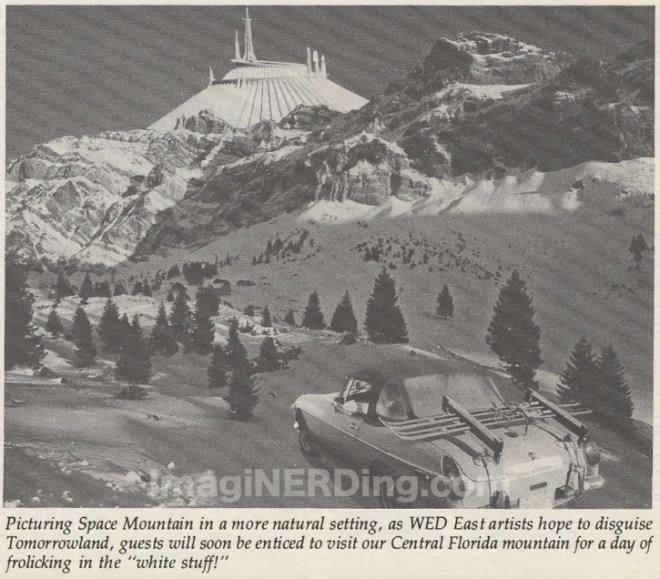 ski space mountain