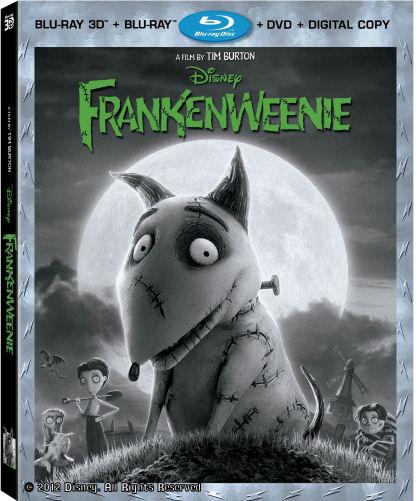 frankenweenie cover
