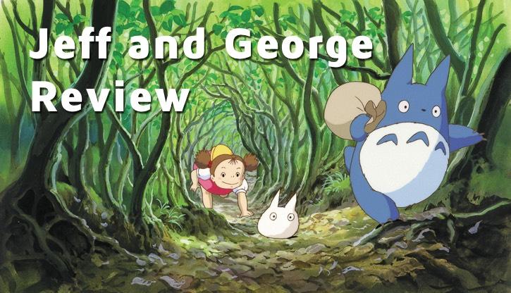 My Neighbor Totoro, blu-ray review
