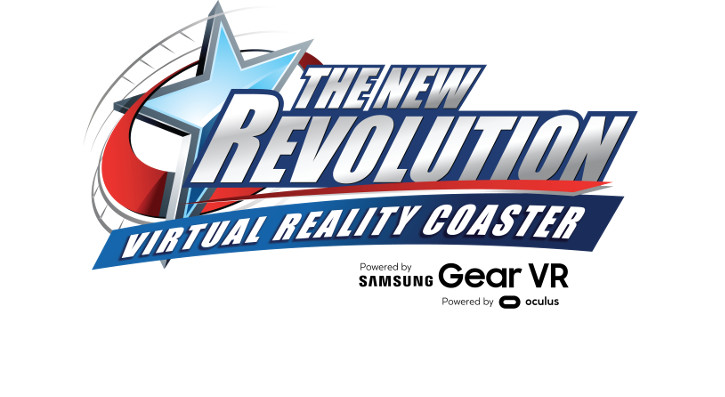 Six Flags VR Coaster Announcement