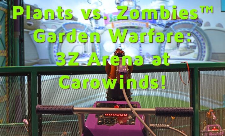 Plants vs. Zombies™ Garden Warfare: 3Z Arena - ImagiNERDing