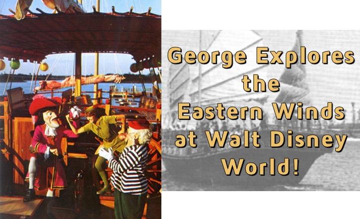 Eastern Winds at Walt Disney World