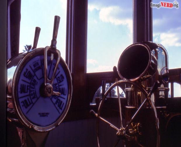 Walt Disney World Cruise Ships: Inside the Wheelhouse