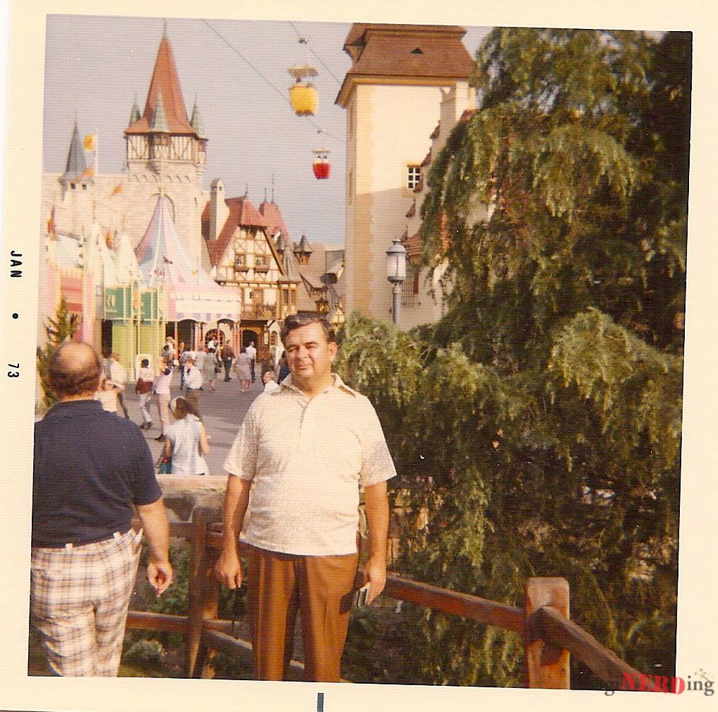 more vintage magic kingdom photos from 1973 imaginerding. Black Bedroom Furniture Sets. Home Design Ideas