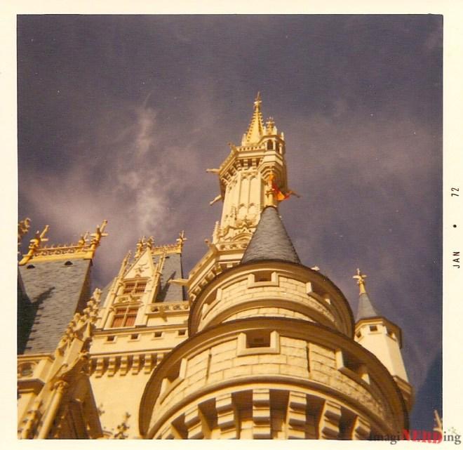 Cinderellas Castle from 1972