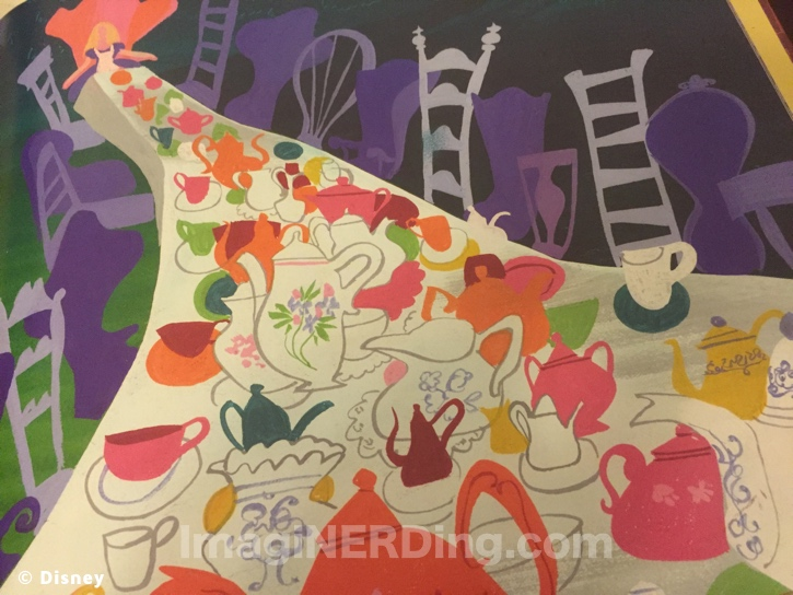alice in wonderland by mary blair