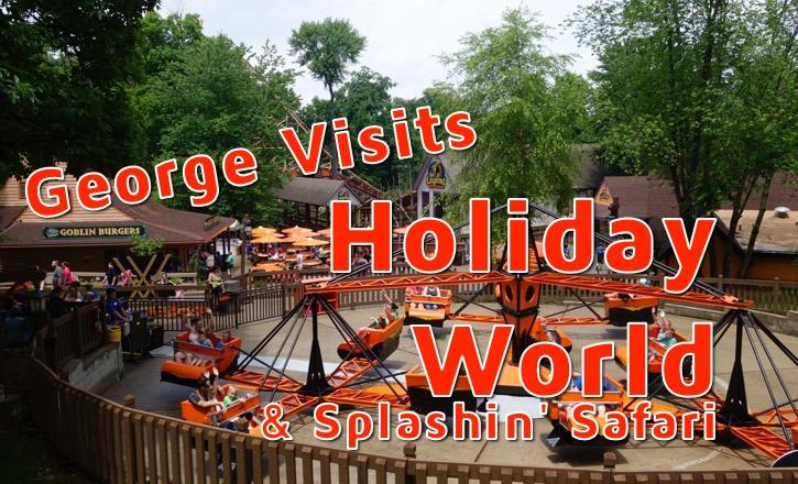 Holiday World & Splashin' Safari: A Visit