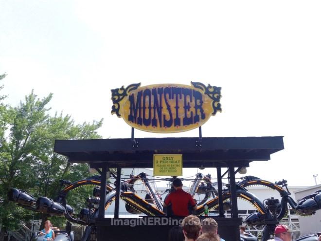 monster at kings island