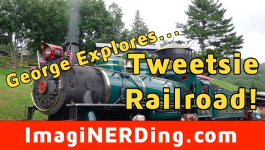 tweetsie railroad video