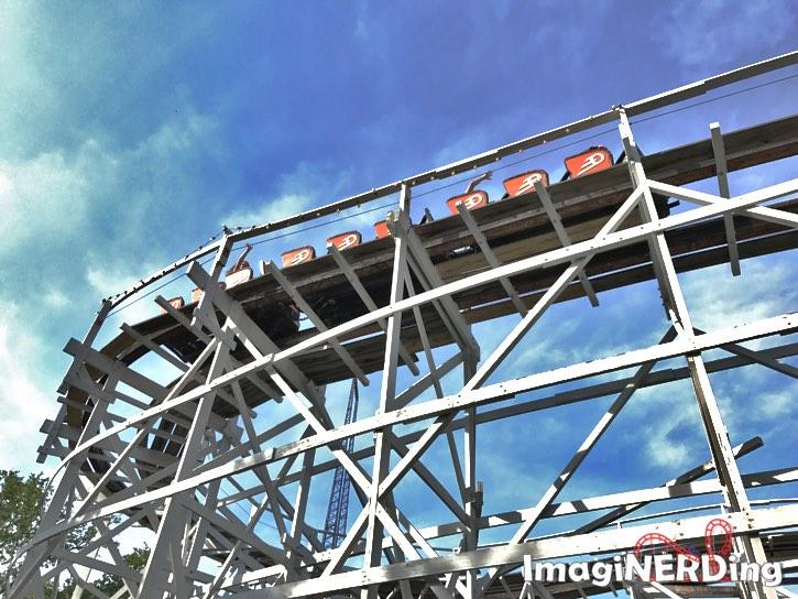 kennywood roller coasters jack rabbit