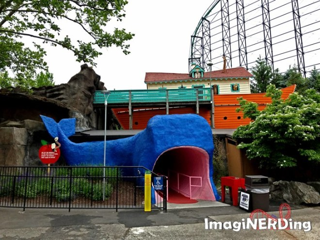 kennywood noah's ark