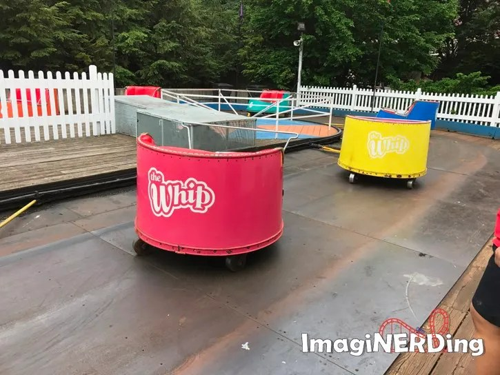 kennywood the whip