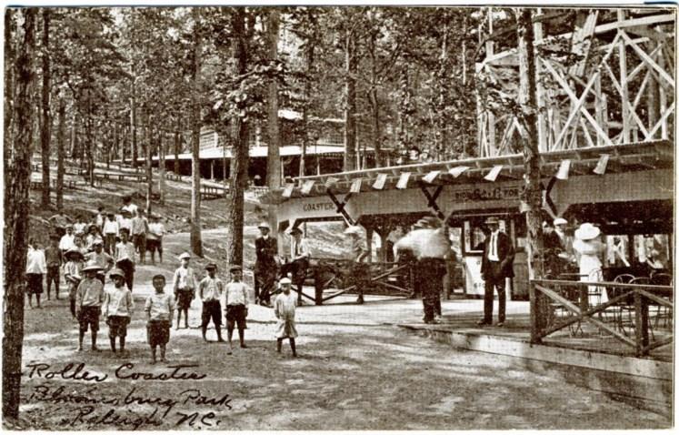 North Carolina amusement parks