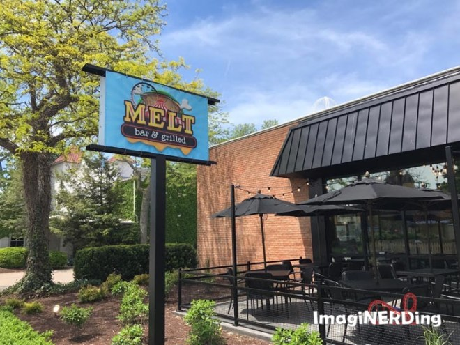 melt bar & grilled at cedar point