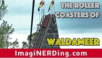 Waldameer Roller Coasters