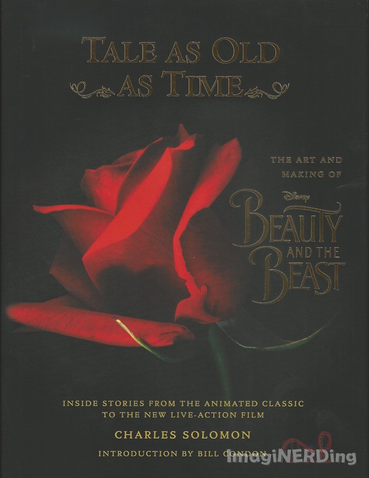 tale as old as time beauty and the beast book