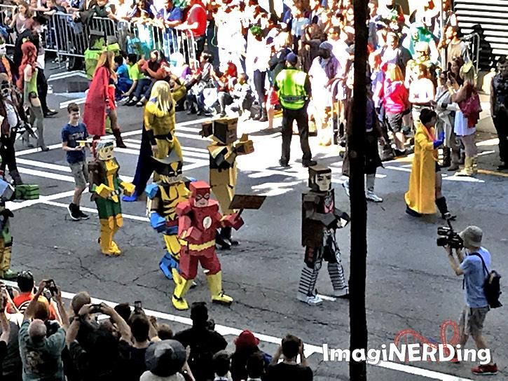 dragon con 2017 parade