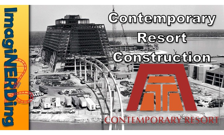 Contemporary Resort Construction Photos