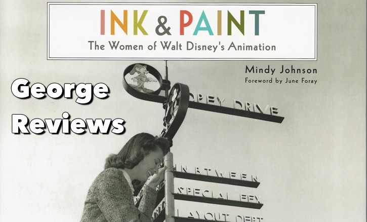 ink & paint disney