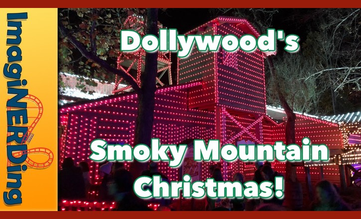 Dollywood's Smoky Mountain Christmas!