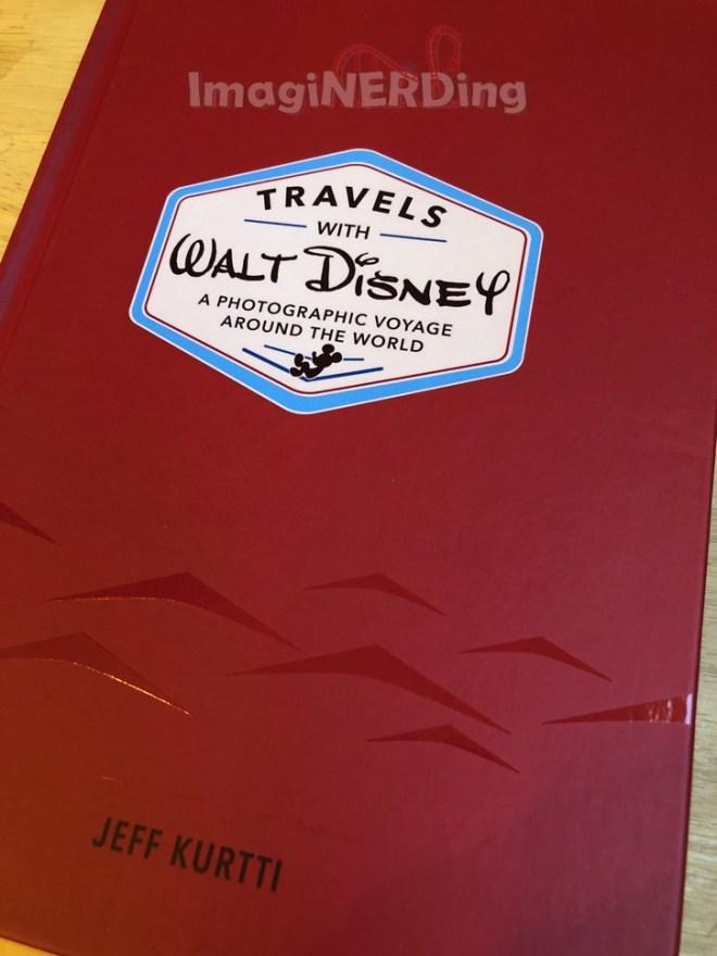travels with walt disney