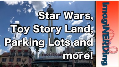 Disney's Hollywood Studios Toy Story Land Star Wars Launch Bay