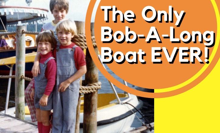bob-a-long boats disney