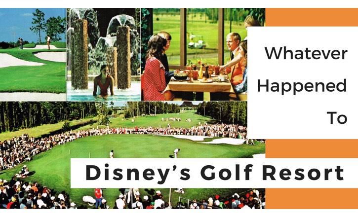 Golf Resort at Walt Disney World