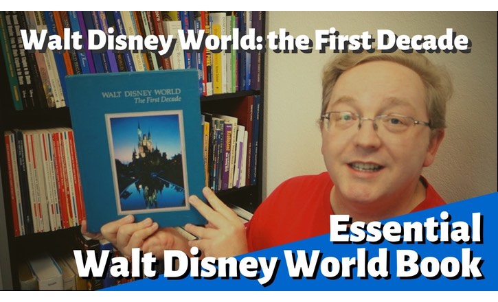 walt disney world the first decade book review