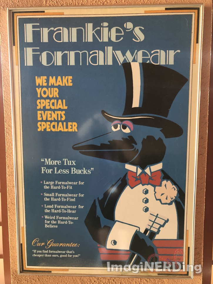 Frankie's Formal Wear Muppetvision